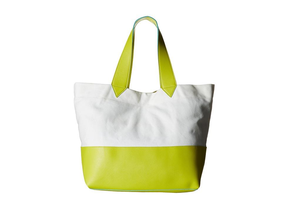 Echo Design - Color Block Sydney Tote (Pumice Stone) Tote Handbags