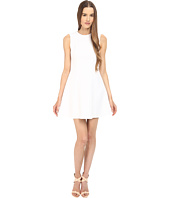 RED VALENTINO - Clean Cut Fit and Flare Dress