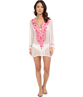 Ella Moss - Stella Embroidered Tunic Cover-Up