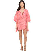 Echo Design - Paradise Weave Kangaroo Poncho Cover-Up