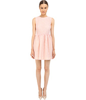 RED VALENTINO - Fit & Flare Tank Dress