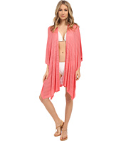 Echo Design - Pointelle Ruana Cover-Up