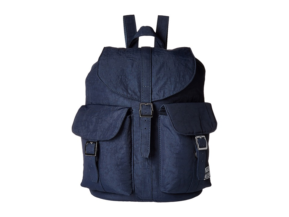 Herschel Supply Co. Dawson Total Eclipse/Black Veggie Tan Leather Bags