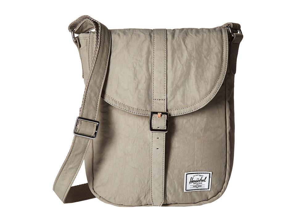 Herschel Supply Co. - Kingsgate (Agate Grey) Cross Body Handbags