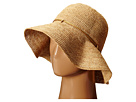 Hat Attack Packable Traveler (Natural/Gold)