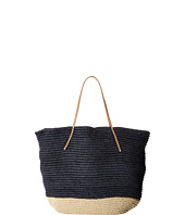 Hat Attack - Twisted Colorblock Tote