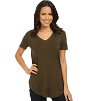 Culture Phit - Preslie Cap Sleeve Modal V-Neck Top