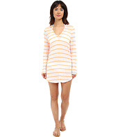 Splendid - Hamptons Knit Hooded Tunic Cover-Up
