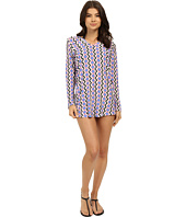 Splendid - Astoria Hoodie Tunic Cover-Up