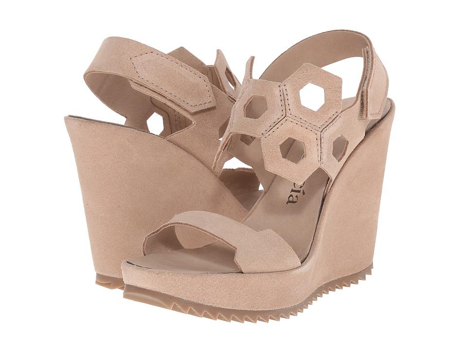 Pedro Garcia Velda Sirocco Castoro Womens Wedge Shoes