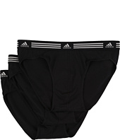 adidas - Athletic Stretch 3-Pack Brief
