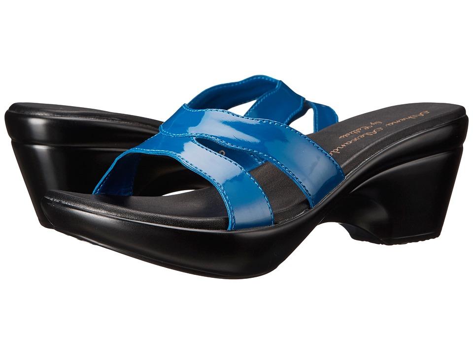 Athena Alexander Linden Royal Womens Sandals