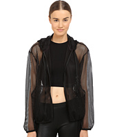 The Kooples - Hooded Jacket in Mesh
