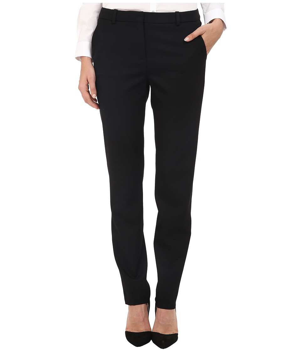 The Kooples - Timeless Trousers (Black) Womens Casual Pants