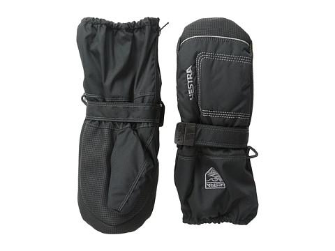 Hestra Baby Zip Long - Black/Black