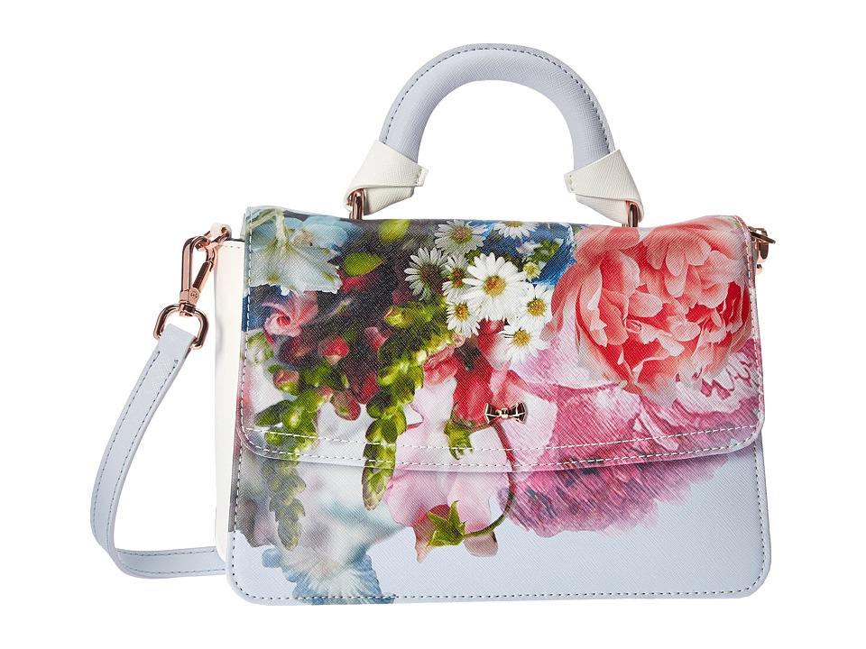 Ted Baker - Feena (Powder Blue) Cross Body Handbags