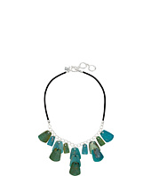 Robert Lee Morris - Patina Frontal Necklace