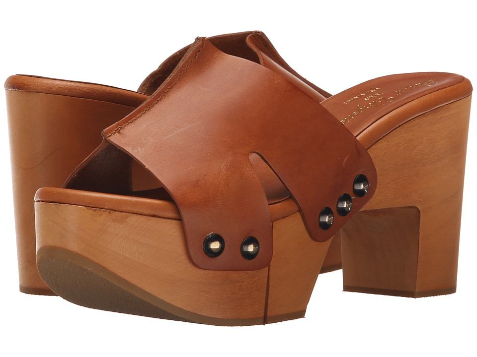 Robert Clergerie Cetri Amber Vegetal Leather Womens Shoes