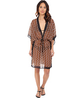 Michael Kors - Deco Hexagon Dress Cover-Up