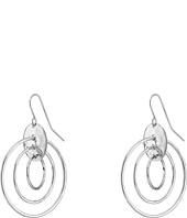 Robert Lee Morris - Multi Circle Drop Earrings