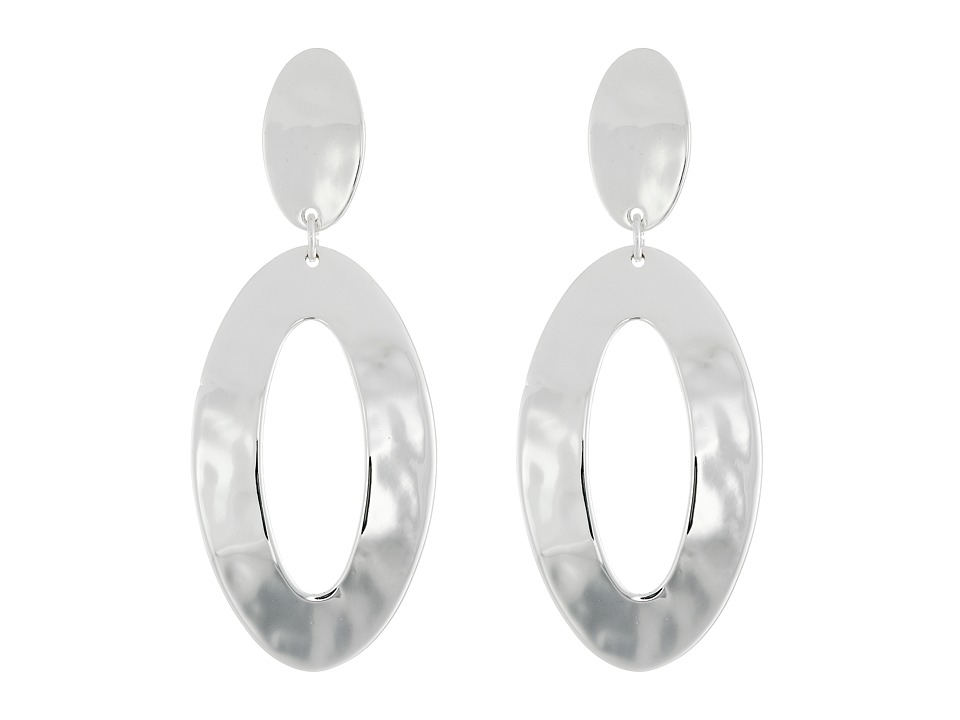 Robert Lee Morris - Large Oval Post Earrings