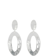Robert Lee Morris - Large Oval Post Earrings