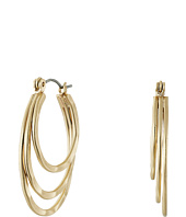 Robert Lee Morris - Multi Circle Hoop Earrings