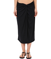 Michael Kors - Drapey Jersey Front Twist Skirt Cover-Up