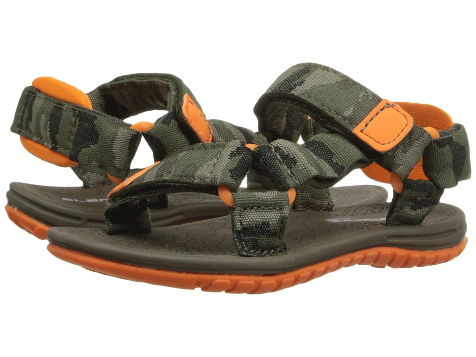 Elements by Nina Kids Benjamin Toddler/Little Kid/Big Kid Camo/Webb Boys Shoes