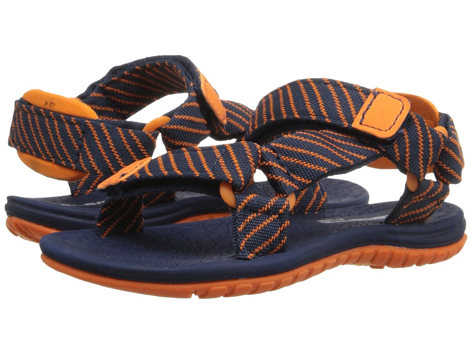 Elements by Nina Kids Benjamin Toddler/Little Kid/Big Kid Navy/Orange Boys Shoes