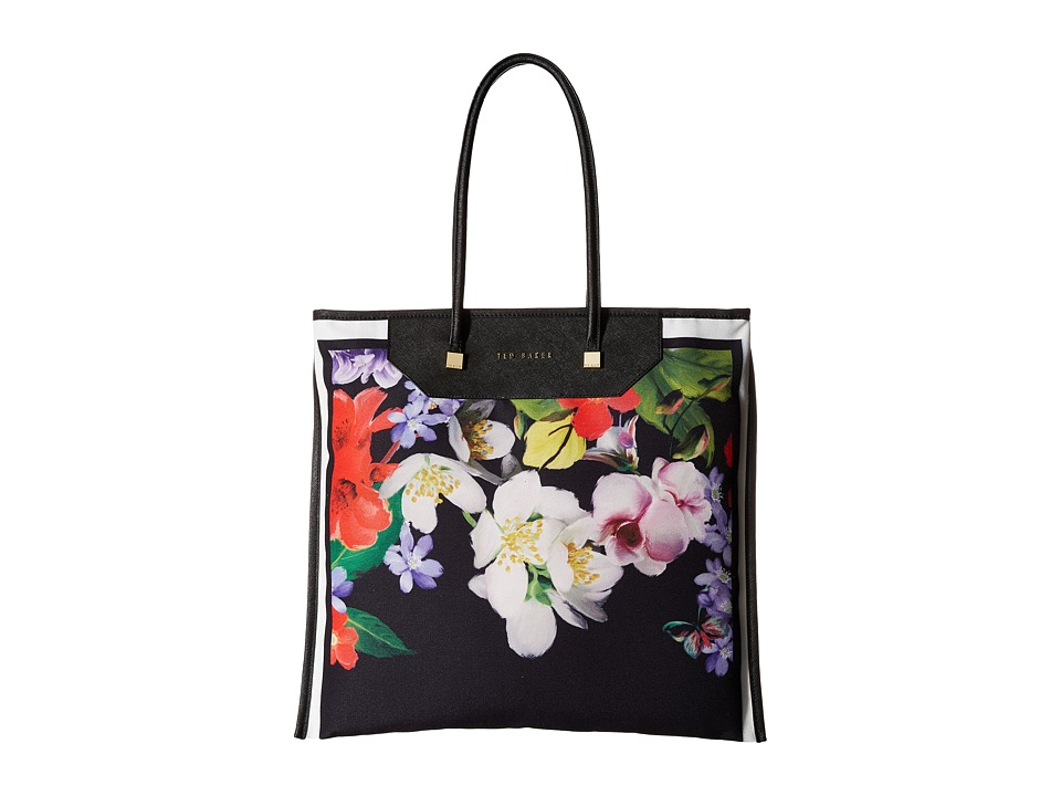 Ted Baker Hanita Black Tote Handbags