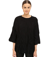 Y's by Yohji Yamamoto - Oversized Cable T-Shirt