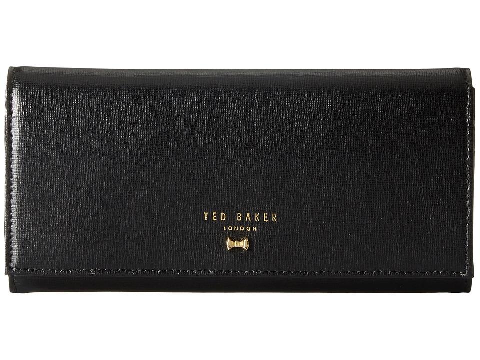 Ted Baker - Morggan (Black) Wallet Handbags