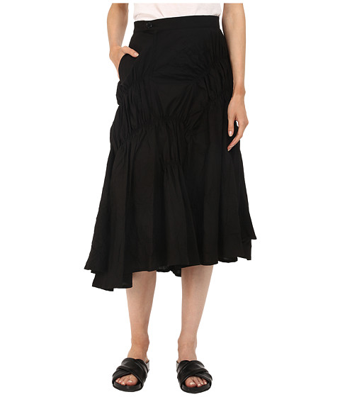 Y's by Yohji Yamamoto Random Gather Skirt
