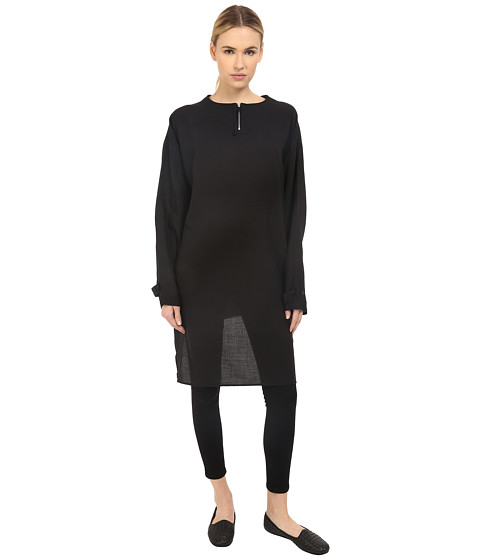 Y's by Yohji Yamamoto Military Pullover Top