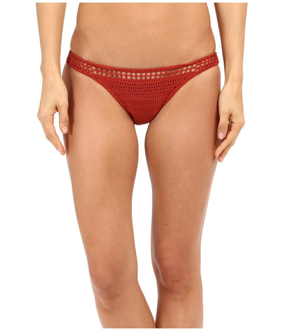 Billabong Hippie Hooray Biarritz Bottom Cinnamon Womens Swimwear