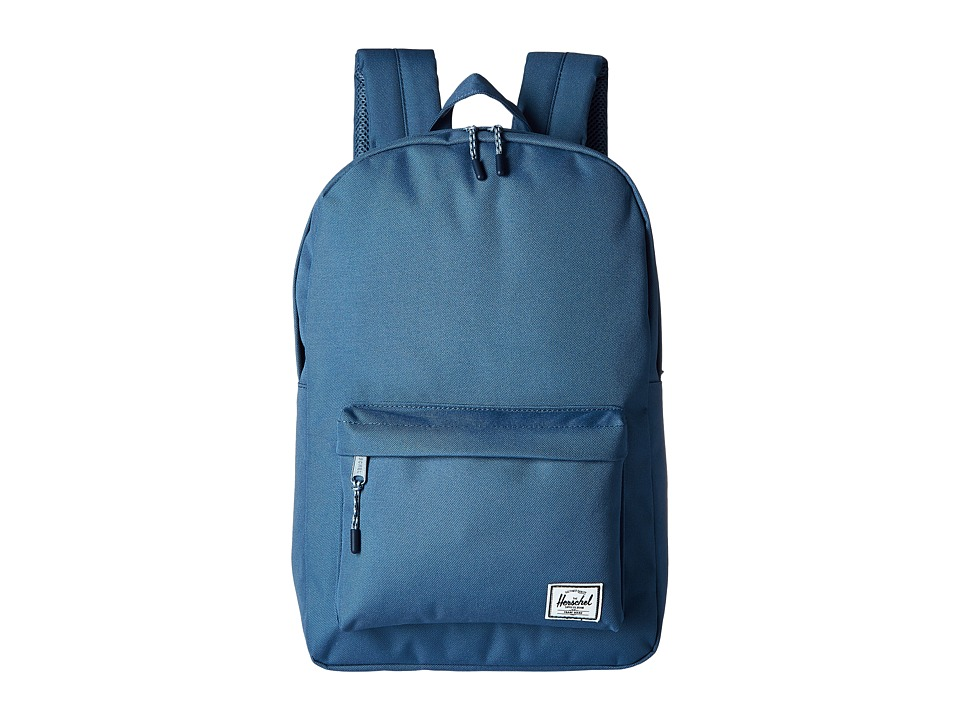 Herschel Supply Co. Classic Mid Volume Captains Blue Backpack Bags