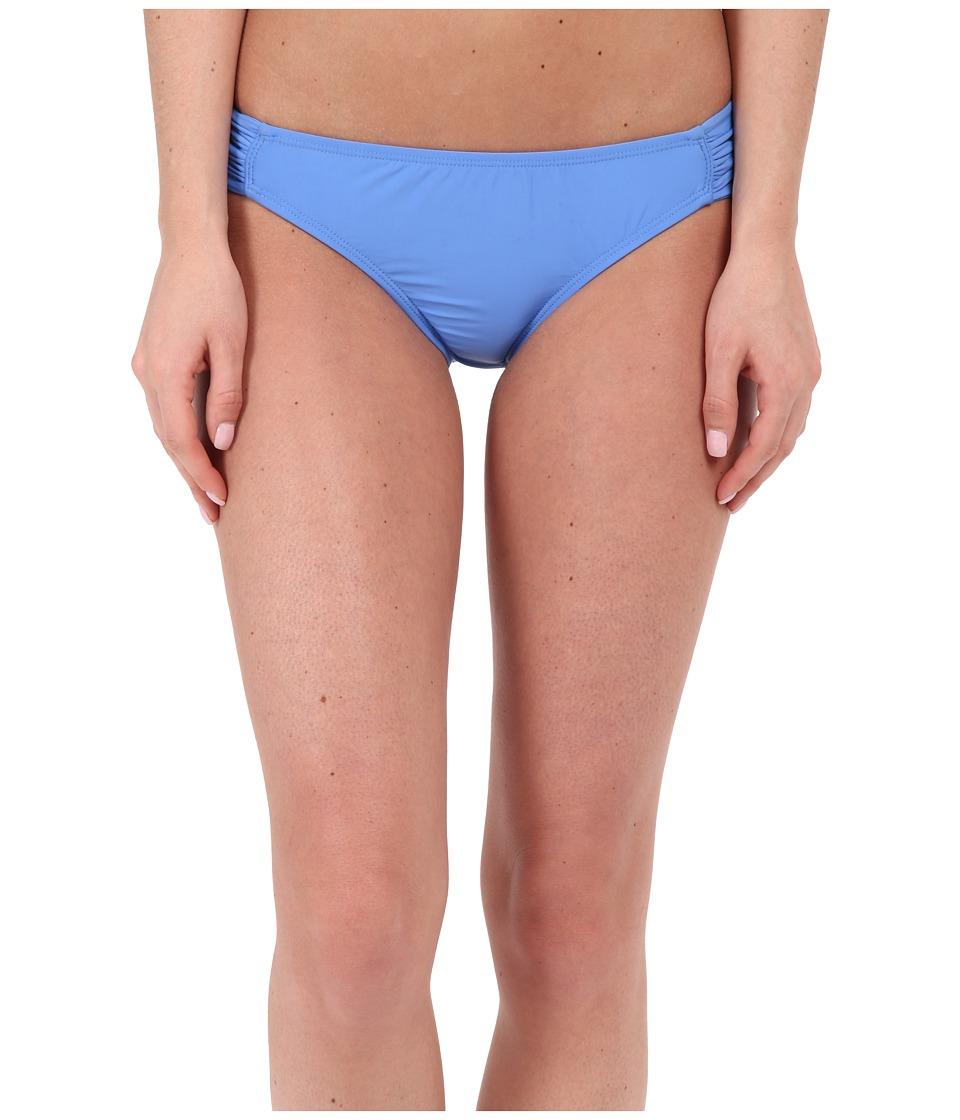 Athena Sand Tropez Solid Tab Bottom Corn Flower Womens Swimwear