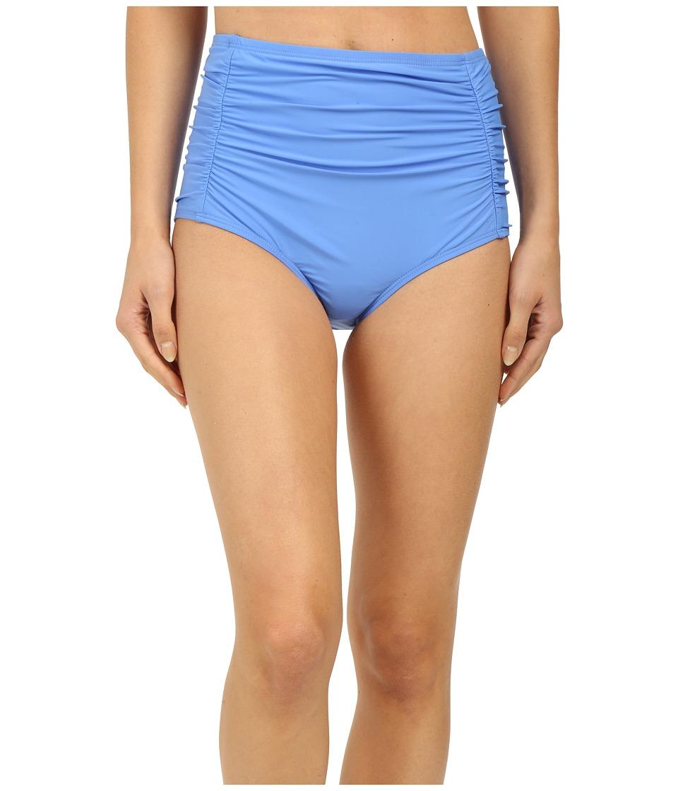 Athena Cabana Solids High Waist Bottom Corn Flower Womens Swimwear