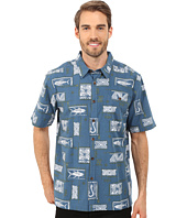 Quiksilver Waterman - Secret Cove Woven Shirt