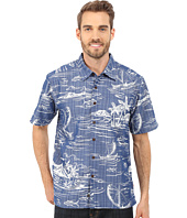 Quiksilver Waterman - Poipu Beach Woven Shirt