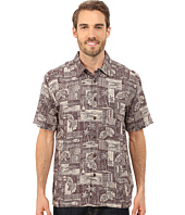Quiksilver Waterman - Oak Harbor Woven Shirt