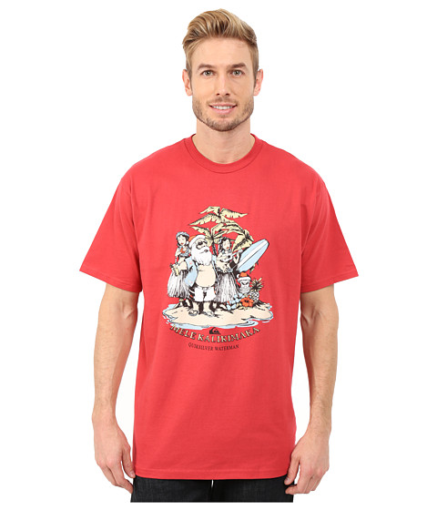 Quiksilver Waterman Santa Cruz Tee