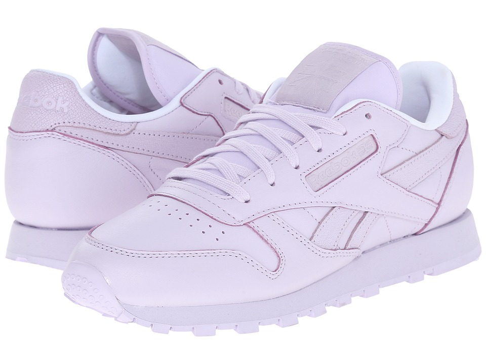 Reebok Lifestyle Classic Leather Spirit Sharing/White/Energy Womens Shoes