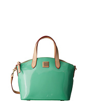 Dooney & Bourke - Pebble Patent Small Satchel