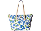 Dooney & Bourke Bougainvillea Zip Top Shopper