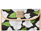 Dooney & Bourke Bougainvillea Continental Clutch