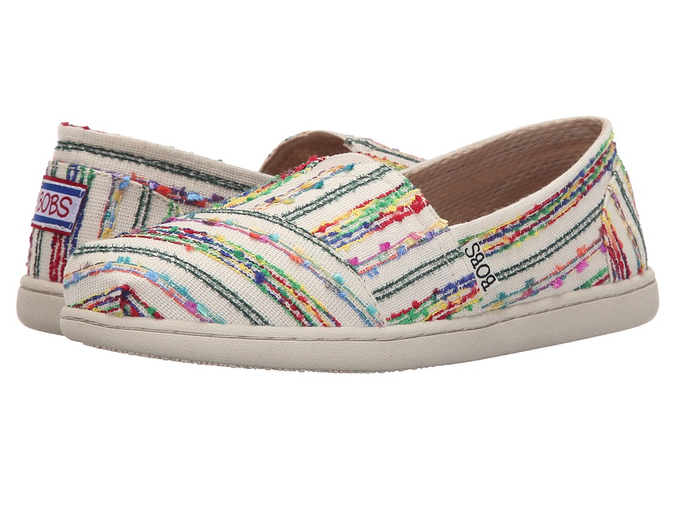 BOBS from SKECHERS Bobs Bliss Sunrise Natural Womens Shoes