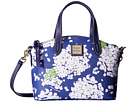 Dooney & Bourke Ruby Bag Hydrangea