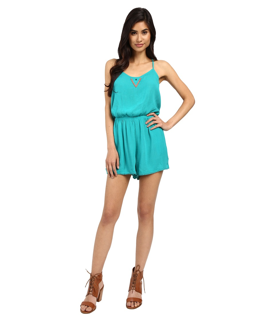 Roxy Beauty Brigade Romper Columbia Womens Jumpsuit Rompers One Piece